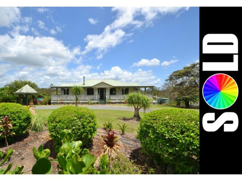 501 Old Maryborough Road, Chatsworth, Qld 4570