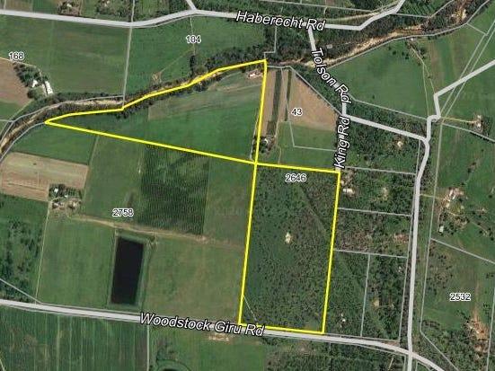 2646 Woodstock Giru Road, Majors Creek, Qld 4816
