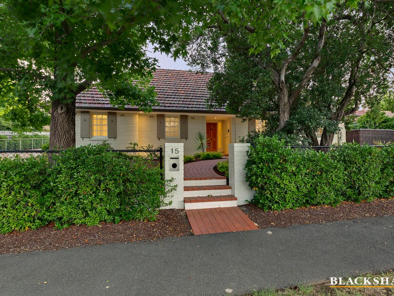 15 Durville Crescent, Griffith, ACT 2603