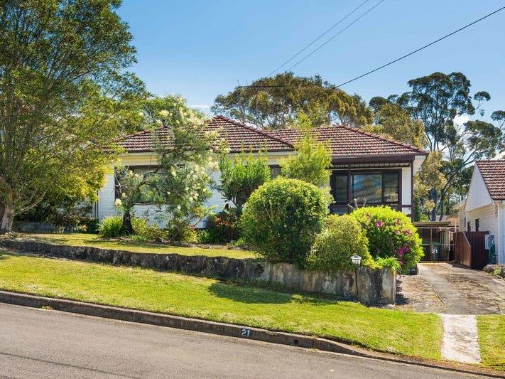 21 Geoffrey Crescent, Loftus, NSW 2232