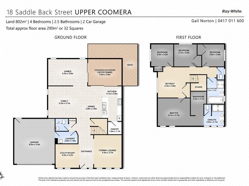 18 Saddle Back Street, Upper Coomera, Qld 4209