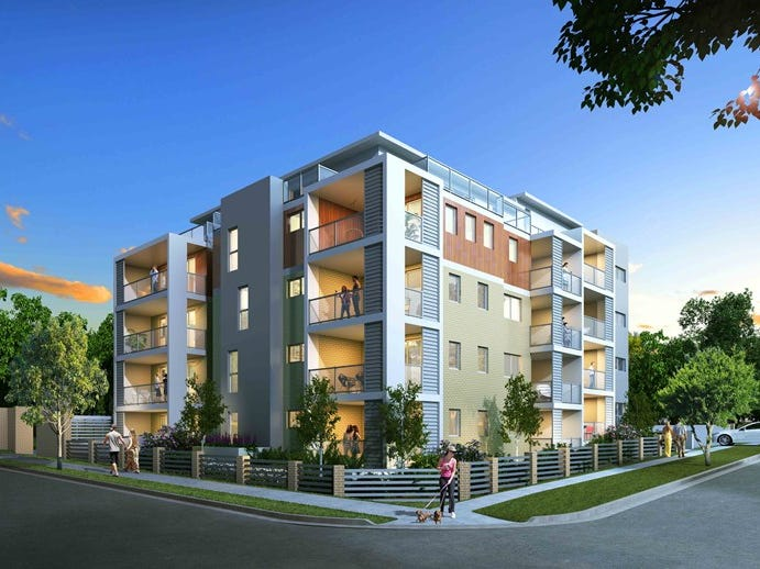 4/6-8 Anderson Rd, Westmead, NSW 2145