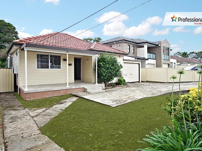 61 THE RIVER Road, Revesby, NSW 2212