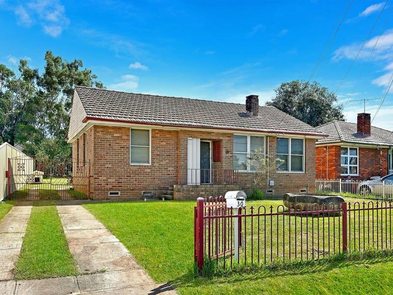 30 Goonaroi Street, Villawood, NSW 2163