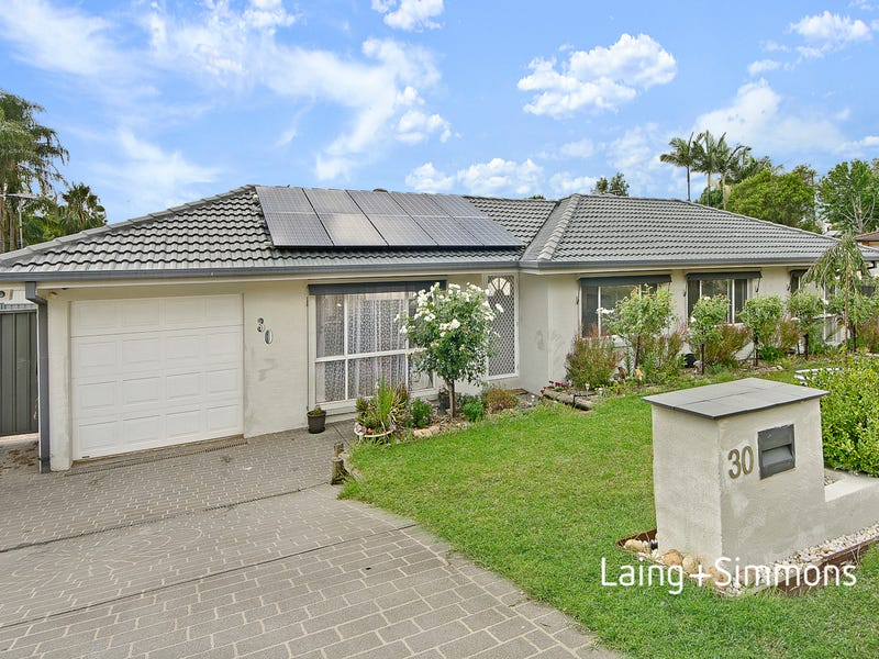 30 Dartmoor Circuit, Emu Heights, NSW 2750