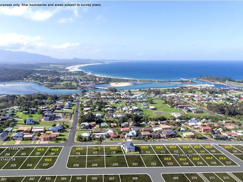 Lot 1, Corner Parbery Ave & West Street, Bermagui, NSW 2546