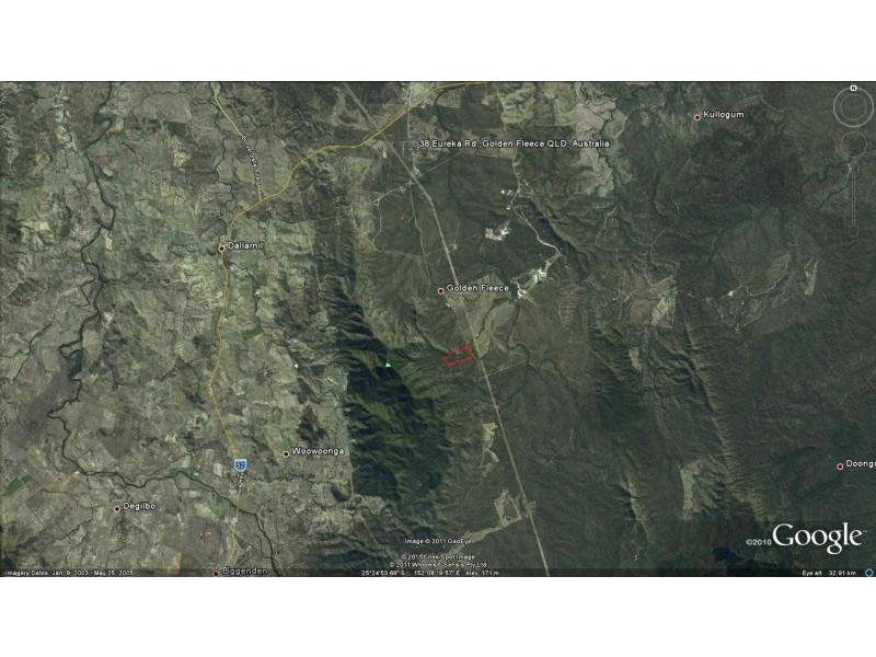Proposed Lot 45 Eureka Road, Golden Fleece, Qld 4621