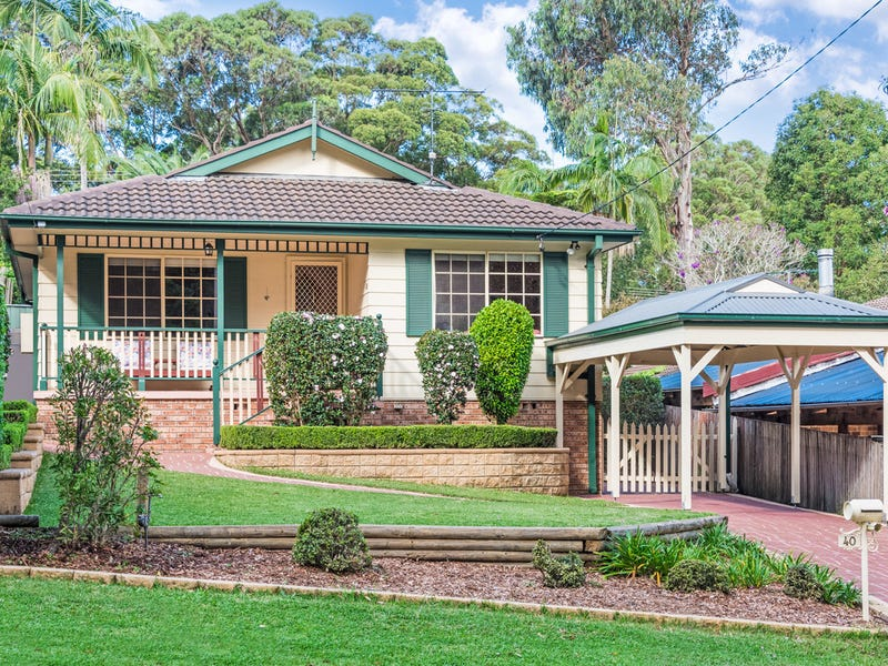 40 Clarence Road, Springfield, NSW 2250