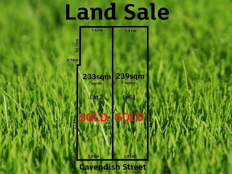 Lot 2, 13. Cavendish Street, Semaphore, SA 5019