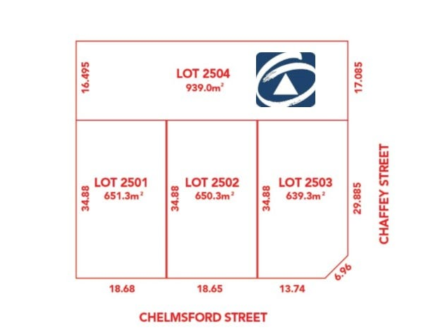 Lot 2504, Chaffey Street, Kootingal, NSW 2352