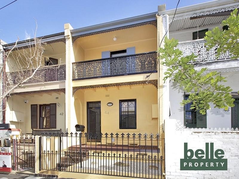 44 Talfourd Street, Glebe, NSW 2037