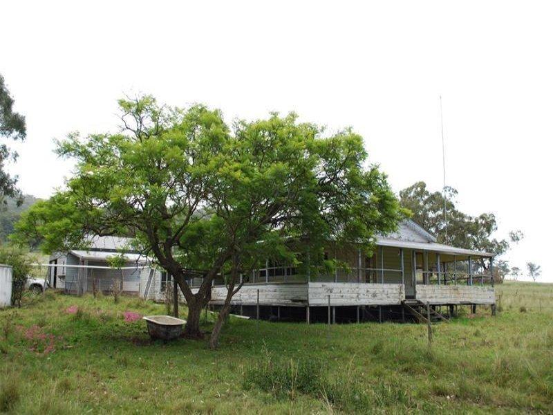 271 Tourles Road, Willow Tree, NSW 2339