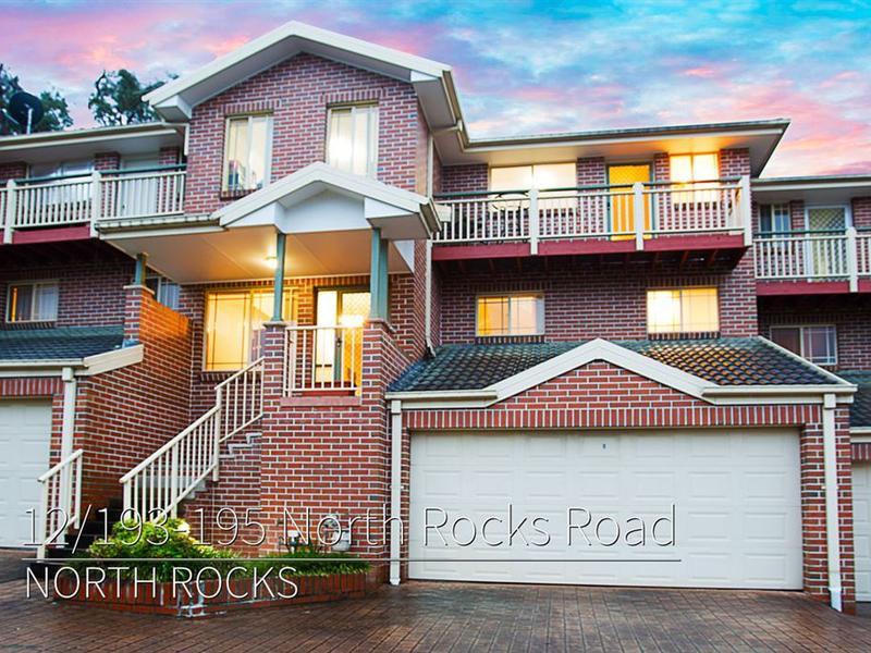 12/193-195 North Rocks Road, North Rocks, NSW 2151