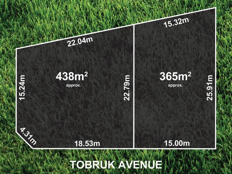 Lot 2/60, Tobruk Avenue, St Marys, SA 5042