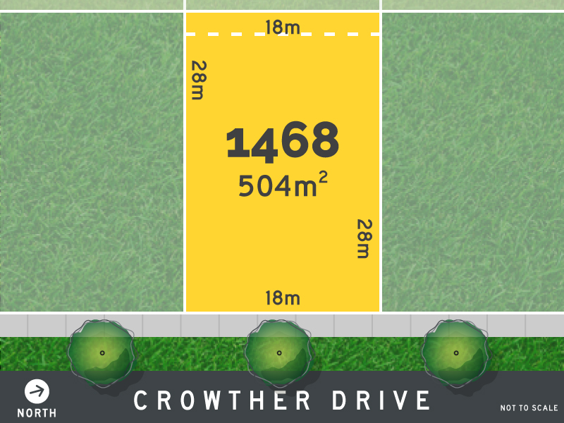 Lot 1468, Crowther Drive, Lucas, Vic 3350