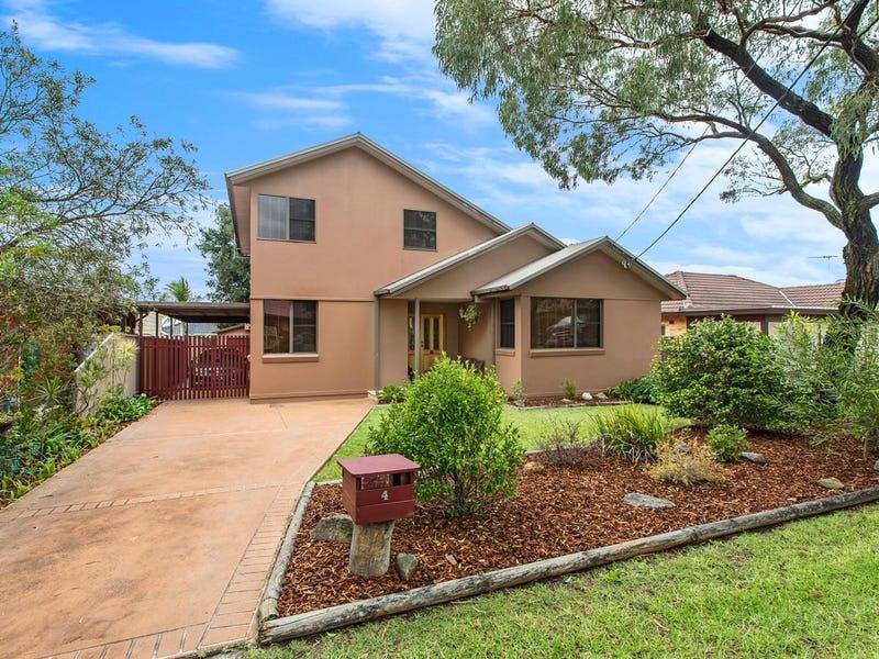 4 Bathurst Street, Gymea, NSW 2227