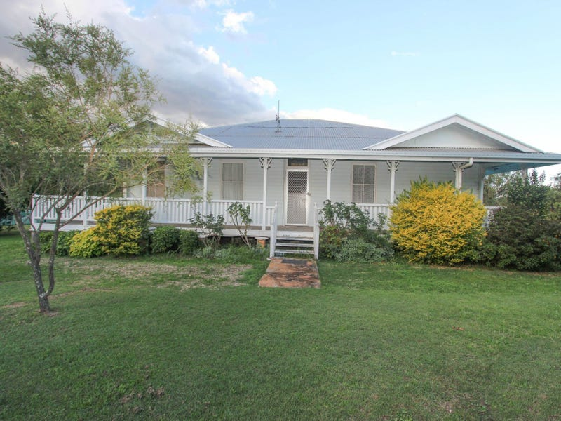 32 Emu Creek Road, Crows Nest, Qld 4355