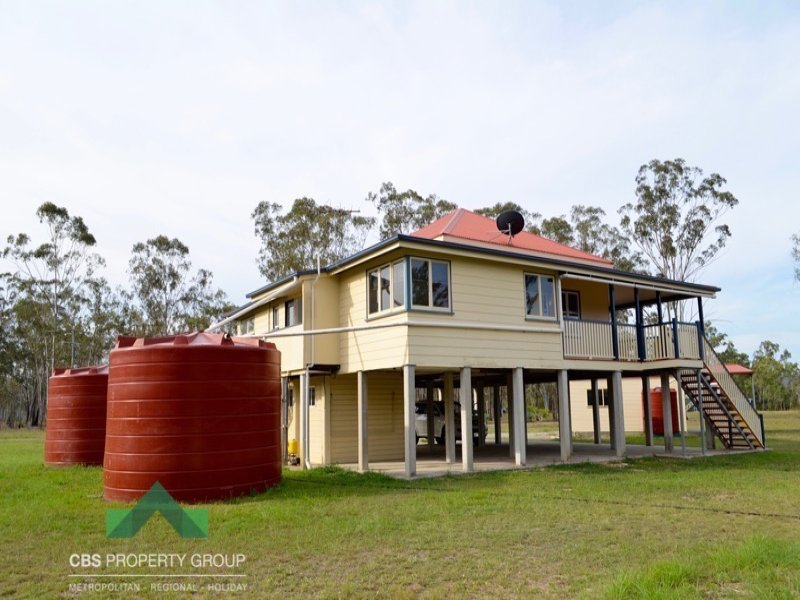 330 Calliope River Road, West Stowe
