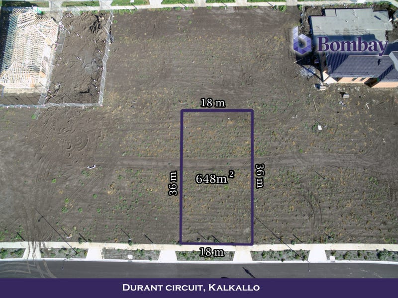 Lot 20638 Durant Circuit, Kalkallo, Vic 3064