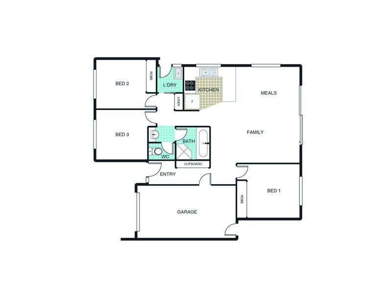 14 Anna Morgan Circuit, Bonner, ACT 2914 - floorplan