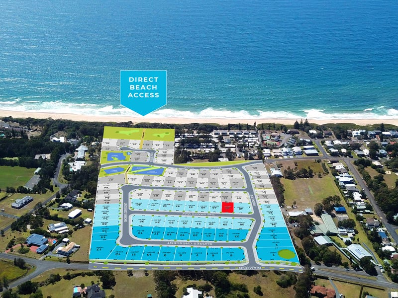 Lot 47, 310 Diamond Beach Road, Diamond Beach, NSW 2430