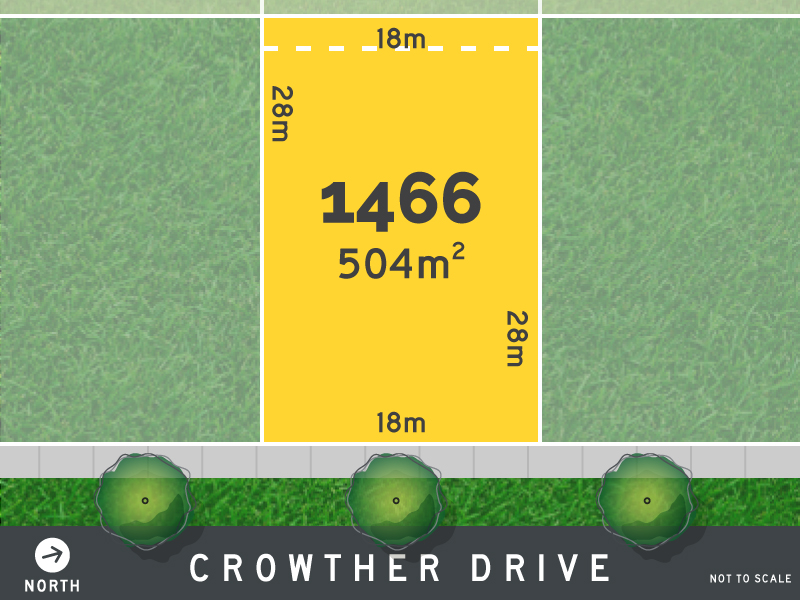 Lot 1466, Crowther Drive, Lucas, Vic 3350