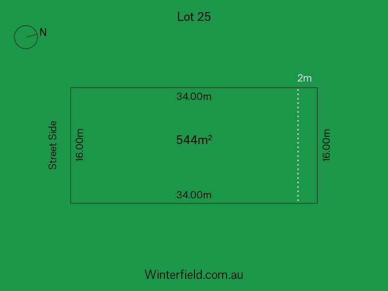Lot 25, 351 Greenhalghs Rd, Delacombe, Vic 3356