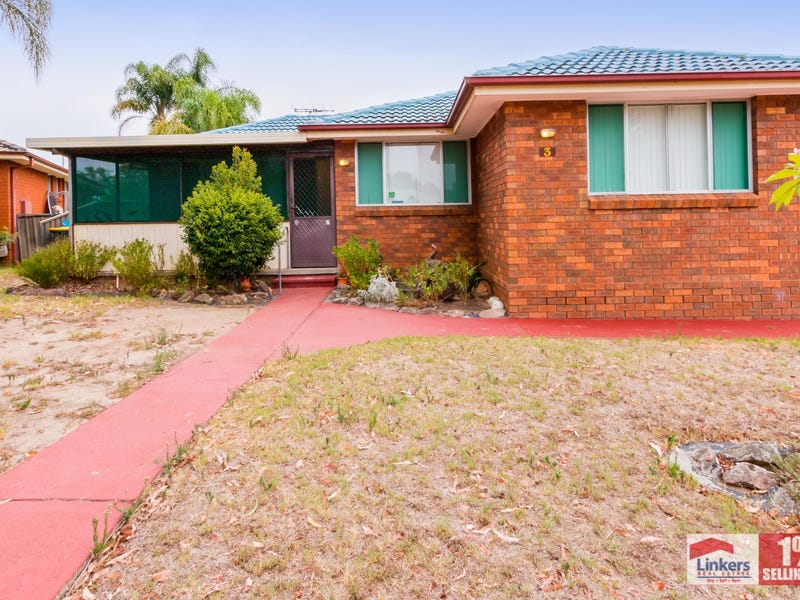 3 Geum. Place, Macquarie Fields, NSW 2564