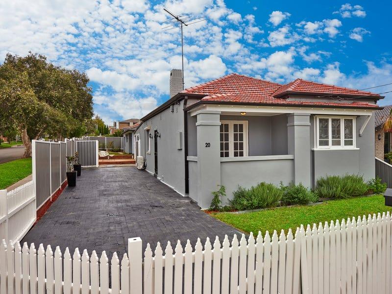 20 Jarrett Street, Clemton Park, NSW 2206