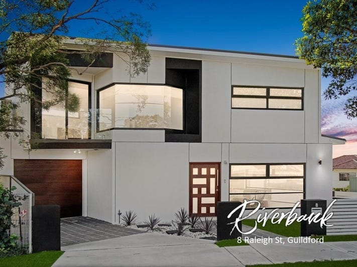 8 George Street & 8 Raleigh Street, Guildford, NSW 2161