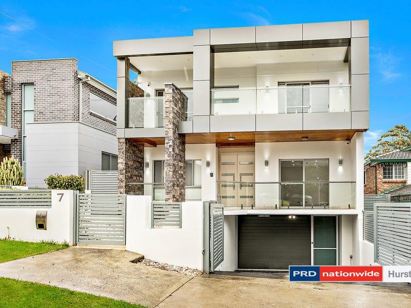 7 Warraba Street, Hurstville, NSW 2220