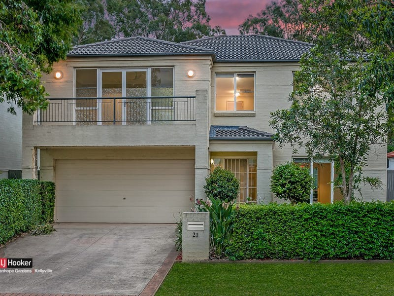 21 Seaford Circuit, Kellyville Ridge