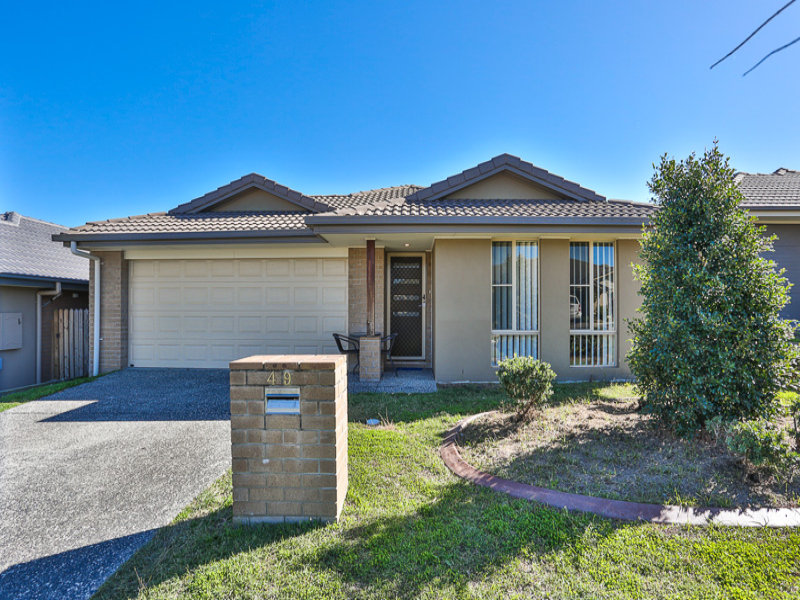 49 Ballow Crescent, Redbank Plains, Qld 4301