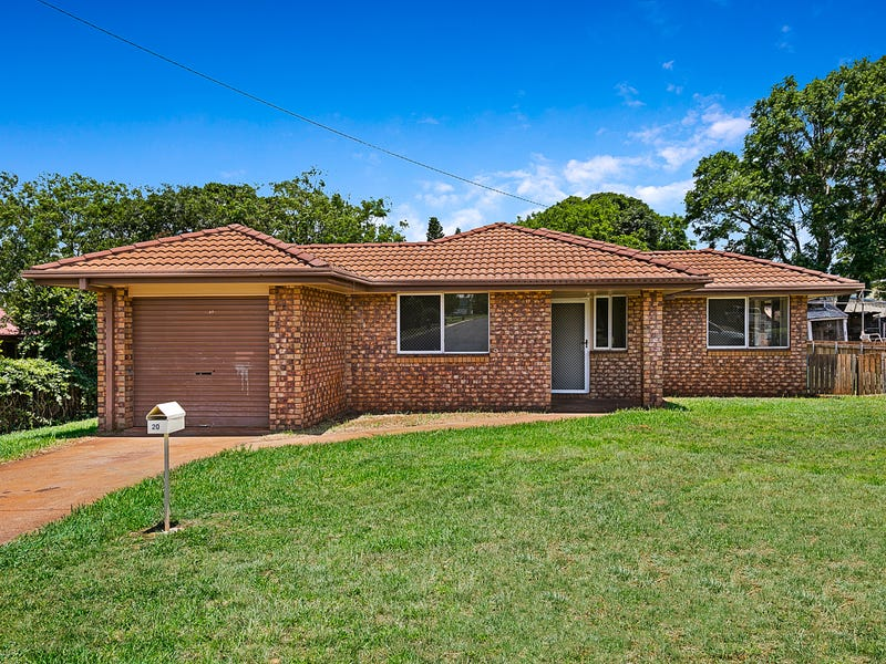 20 Trapp Street, Rockville, Qld 4350