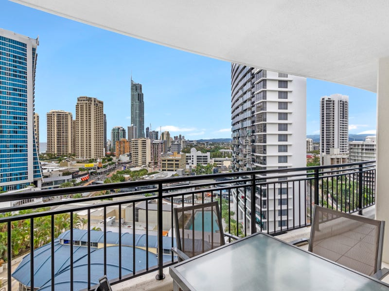 3126 'Mantra Towers of Chevron' 23 Ferny Avenue, Surfers Paradise, Qld 4217