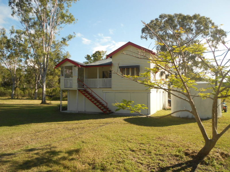 127 Peckovers Road, Cawarral, Qld 4702