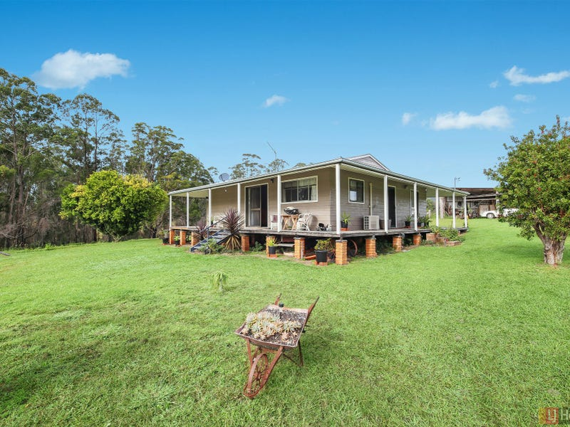 119 126 130 Rainbows End Road, Dondingalong, NSW 2440