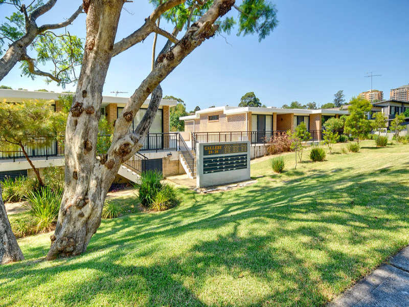 3/28 Nursery Street, Hornsby, NSW 2077