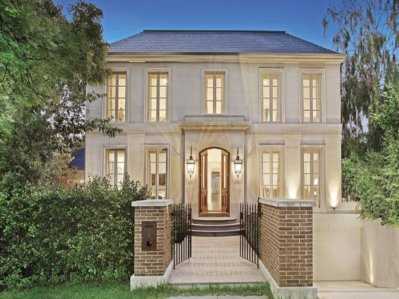 5 mcmaster court toorak vic 3142 property details for French country architecture characteristics