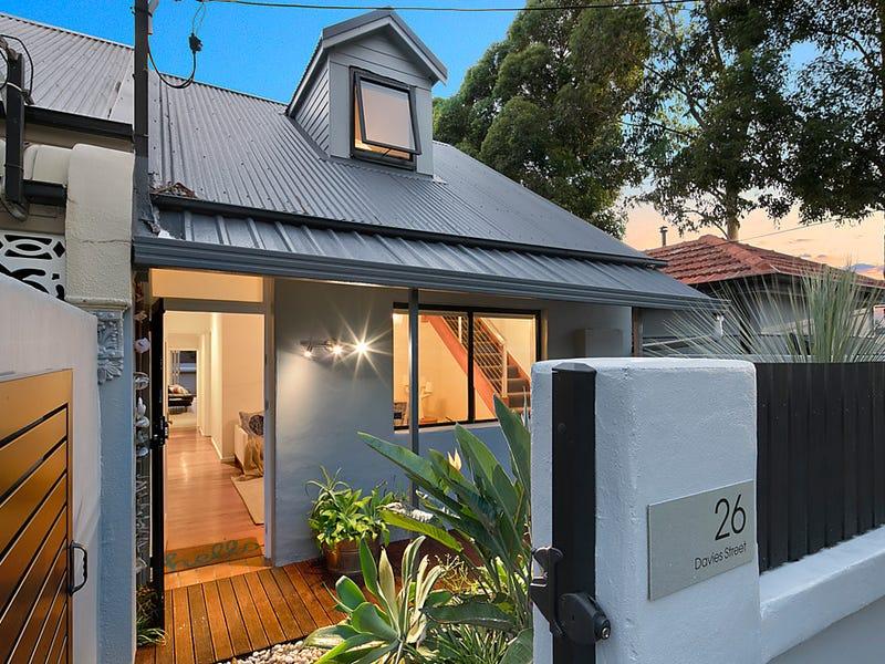 26 Davies Street, Leichhardt, NSW 2040
