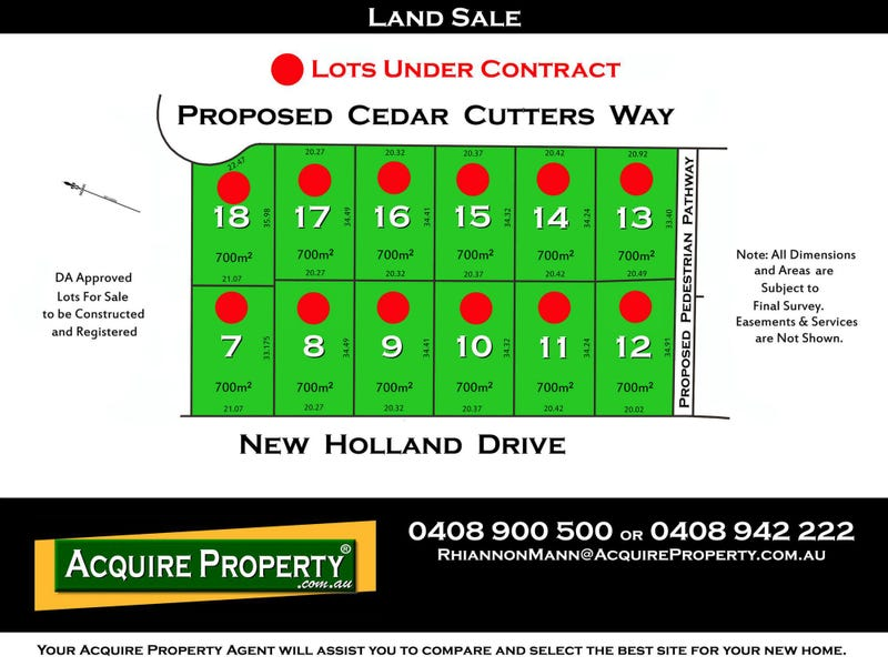 Proposed Lot 12 New Holland Drive, Kellyville, NSW 2155