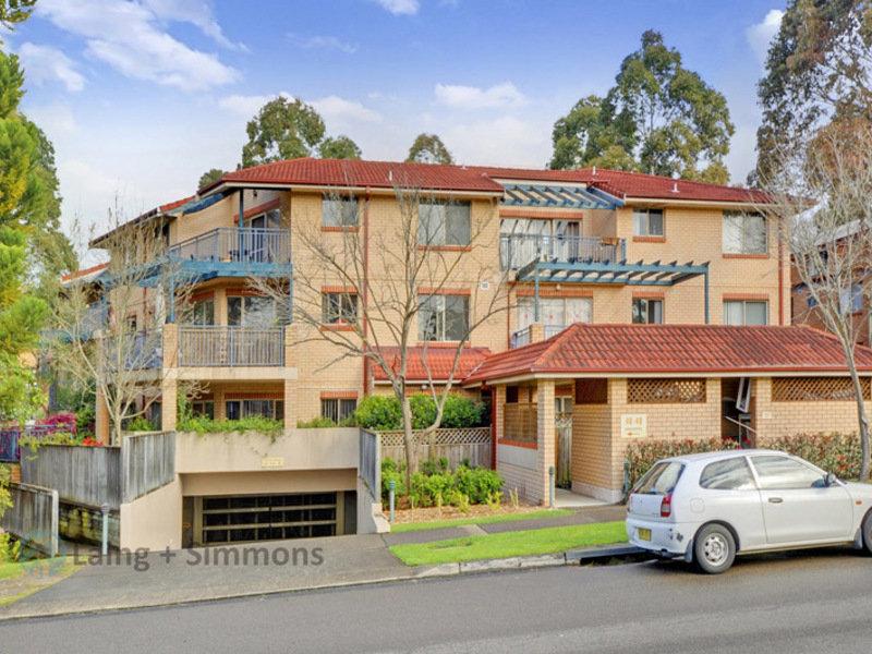 12/46-48 Bridge Road, Hornsby, NSW 2077