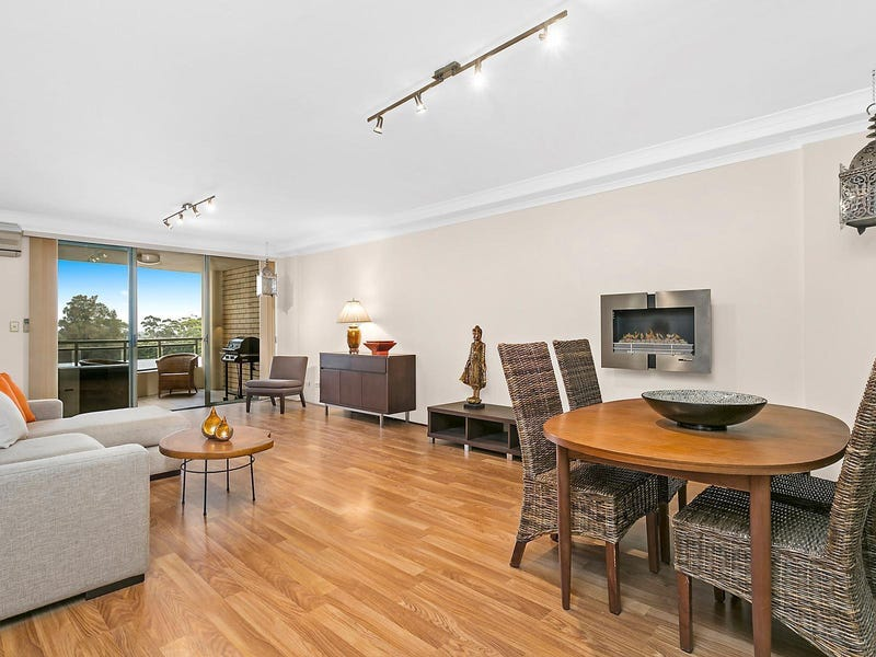 41/107 Pacific Highway, Hornsby, NSW 2077