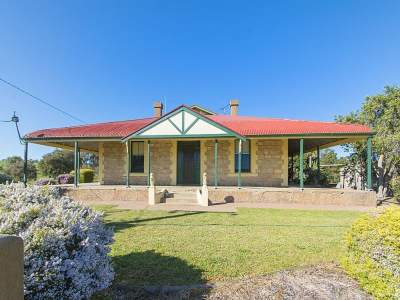 0 Auburn Rd, Saddleworth, SA 5413
