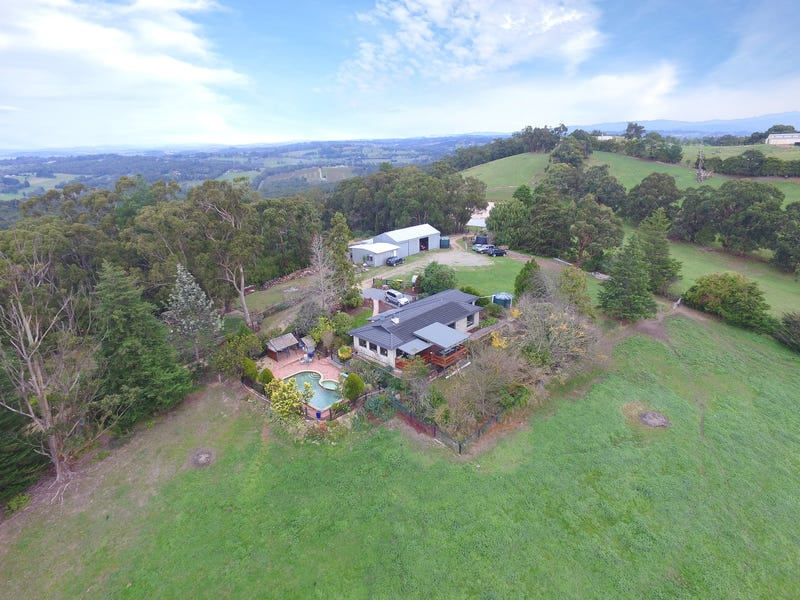 160 Killara Road, Gruyere, Vic 3770