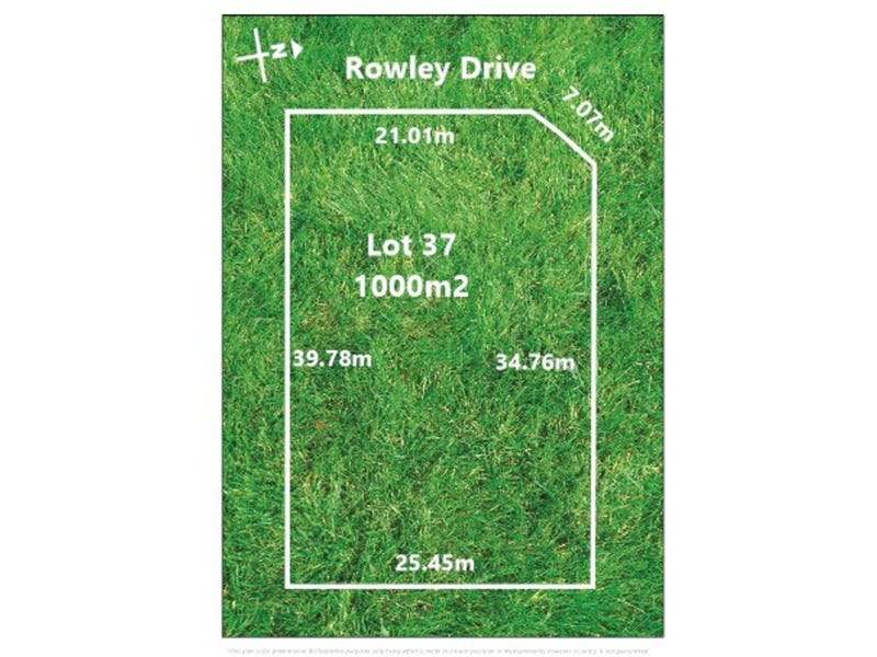 Lot 37, 17 Rowley Drive, Winchelsea, Vic 3241
