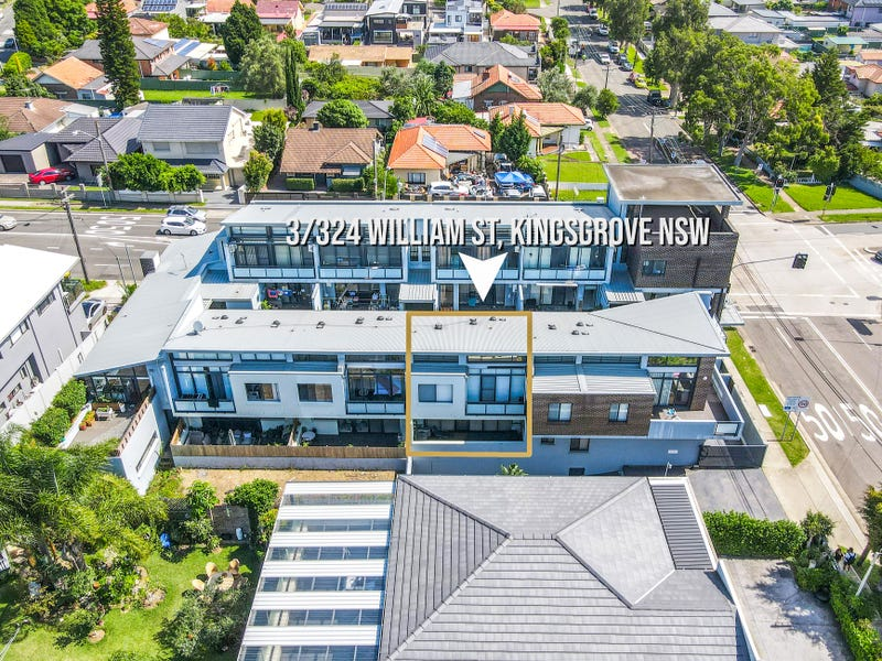 3/324-326 William Street, Kingsgrove, NSW 2208