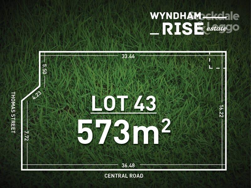 Lot 43 Wyndham Rise Estate, Clifton Springs