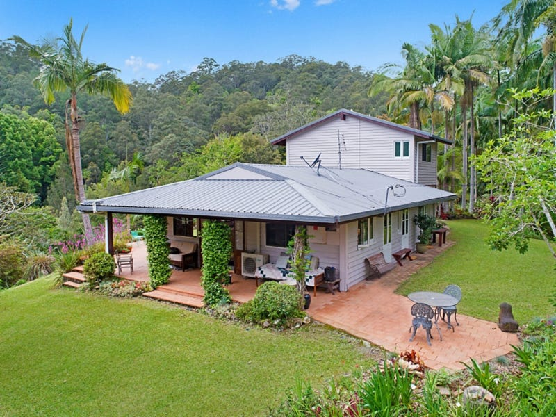 190 Hazelbrook Road, Uki, NSW 2484