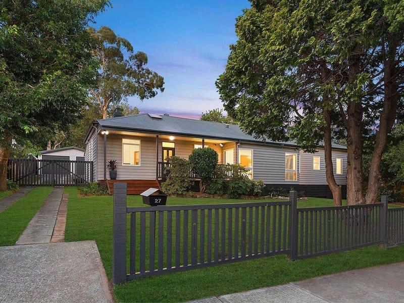 27 Tennyson Avenue, Turramurra, NSW 2074